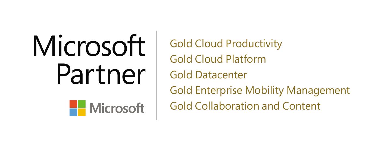 Microsoft Gold Kompetenzen 2017 Alles Gold