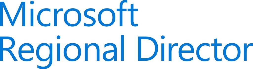 I was awarded Microsoft Regional Director!
